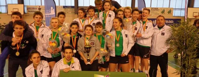 Ce weekend aura lieu à Vern-Sur-Seiche (Ille et Vilaine) la phase finale du Championnat de France des comités départementaux par équipes jeunes. C'est la troisième année consécutive que les drômardéchois […]