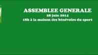 L'assemblée générale du comité Drôme Ardèche de badminton aura lieu le samedi 28 juin à 18h à la maison des bénévoles du sport (Convocation AG 28 Juin 2014) Cette assemblée […]