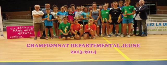 Ce weekend, la Drômardèche accueillait la deuxième édition du Championnat Départemental Jeunes (CDJ). Co-Organisé par le club de Bourg-de-Péage (BCBP 26), le club de Parnans (FCSP 26) et le comité […]