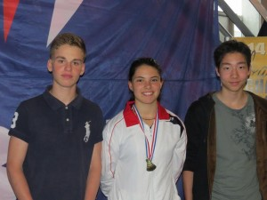 Photo Cédric Heidinger, Margot Lambert, Calixte Courbon