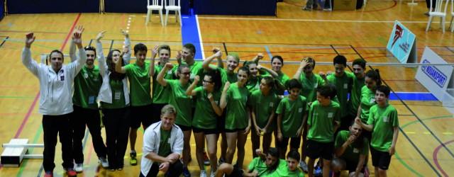 Ce weekend, l'équipe jeune du comité Drôme Ardèche de badminton était loin de faire partie des favoris du Championnat de France des comités. Cependant elle a fait preuve de détermination, […]