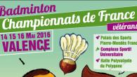 Le comité d'organisation a le plaisir de vous dévoiler le trailer qui a été réalisé pour les Championnats de France Vétérans à Valence (14 au 16 mai 2016). Un grand […]