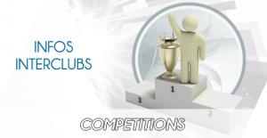 Le calendrier des interclubs départementaux est révélé ! Le Championnat ICD de division 1 se compose de deux poules constituées de 4 équipes chacune : Poule A : EBP26 – […]