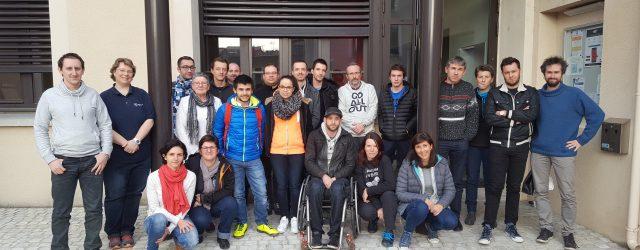 Ce weekend, le Comité accueillait une formation SOC à Loriol-Sur-Drôme. Ce stage d'organisation de compétitions permet d'apprendre notamment à : Demander l'autorisation fédérale Confectionner des tableaux et des échéanciers Editer […]