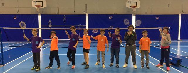 La semaine dernière, le Comité Drôme Ardèche de badminton organisait 3 stages : -Un stage poussins qui a rassemblé 9 enfants. Les déplacements vers l'arrière étaient au goût du jour […]