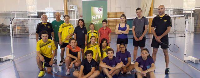 Hier, s'est tenu le 2e stage promotionnel de la saison avec 14 jeunes provenant de 3 clubs drômardéchois différents. Il était accueilli par la section Badminton de l'ASLI Ruoms que […]