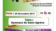 Le comité organise un Badbacool en partenariat avec le Badminton Club de Saint Agrève (BCSA). Il aura lieu le samedi 25 Novembre de 10h00 à 15h30 au gymnase de St […]