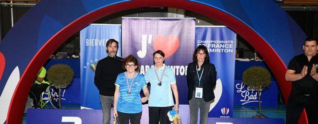 Le weekend du 20 et 21 janvier, se tenaient les Championnats de France parabadminton à Pertuis. Les Drômardéchois ont brillé par leurs participations et leurs médailles. Patrick FAURE du Badminton […]