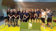Ce weekend se tenait la 2ème édition du championnat inter entreprise de badminton en Drôme Ardèche. Dix équipes ont assouvi leur envie d'en découdre au badminton dans une ambiance ludique […]