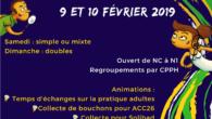 Badistes drômardéchois, On peut d'ores et déjà réserver son weekend du 9 et 10 février. Ce sera l'heure de tenter de venir décrocher le titre de champion départemental. Cette année, […]